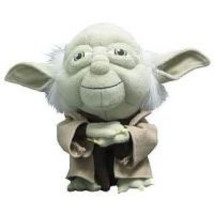 Star Wars: Super Deformed: Yoda 7 Inch Tall Plush Brand NEW! - $18.99