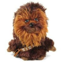 Star Wars: Super Deformed Chewbacca (Closed Mouth) Plush NEW! - $21.99