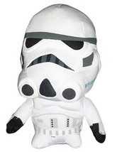 Star Wars: Super Deformed Storm Trooper 7 Inch Tall Plush - $17.99