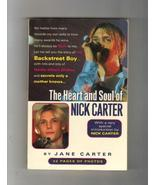 The Heart and Soul of Nick Carter, Softcover, 1998 - $2.75