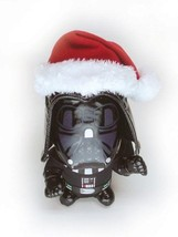 Star Wars: Santa Darth Vader SD 6 Inch Tall Plush NEW! - $23.95