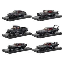 Drivers 6 Cars Set Release 57 in Blister Packs 1/64 Diecast Model Cars b... - $49.05