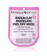Masqueology Kaolin Clay Modeling Peel Off Mask with Pearl Powder - €31,45 EUR+