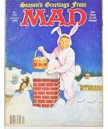Seasons Greetings from MAD 276 Jan 1988 - $3.99