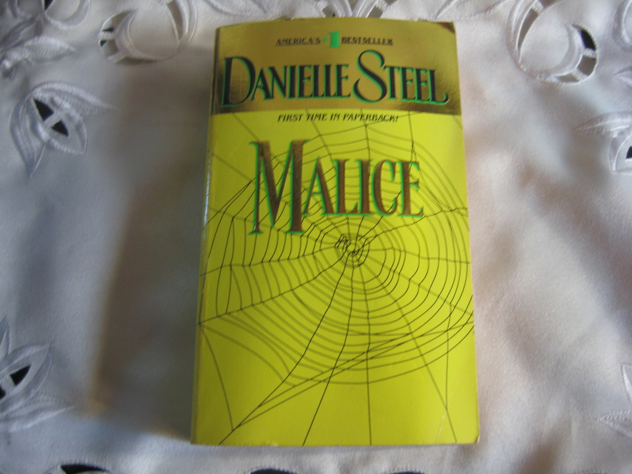Primary image for Danielle Steel Malice