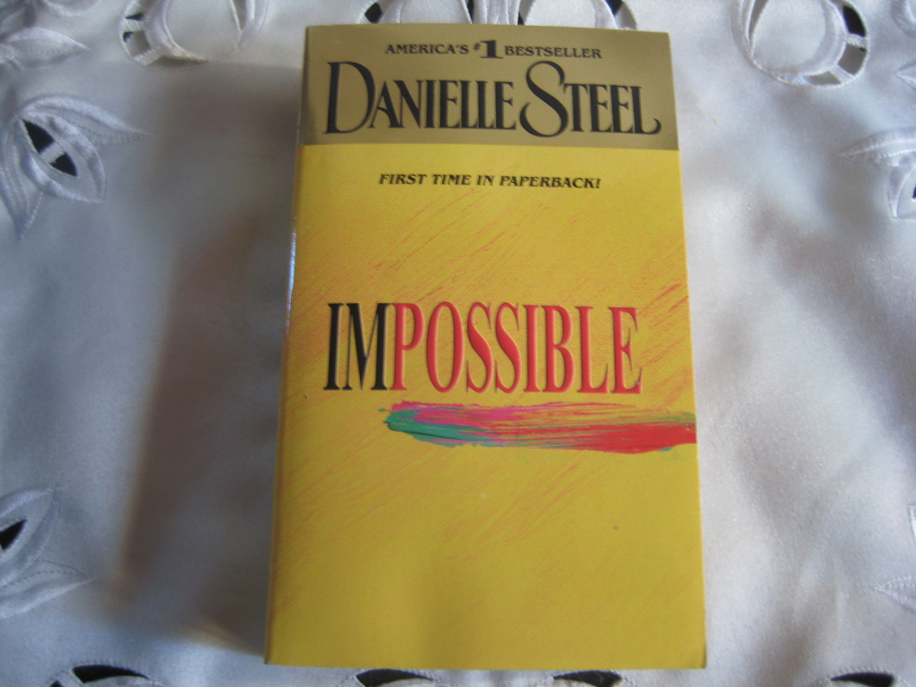 Danielle Steel Impossible