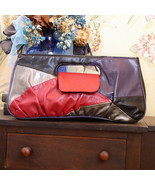Patchwork Clutch Handbag Bonita Bags New York - $23.00