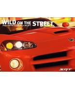 2003 Dodge VIPER brochure catalog folder US RAM SRT-10 NEON SRT-4 - $10.00