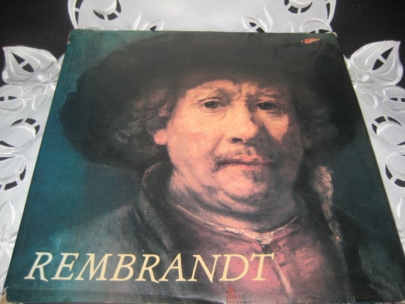Primary image for Rembrant The Man And His Paintings