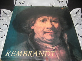Rembrant The Man And His Paintings - $25.00