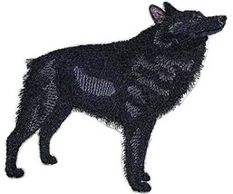 Amazing Custom Dog Portraits[Schipperke] Embroidered Iron On/Sew patch [... - €8,51 EUR