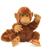 Folkmanis Classic Monkey Hand Puppet - $44.99