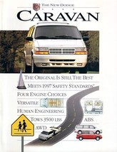 1995 Dodge GRAND CARAVAN sales brochure catalog US 95 - $6.00