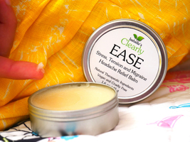 Clearly EASE, Headache and Migraine Relief Balm - $17.99