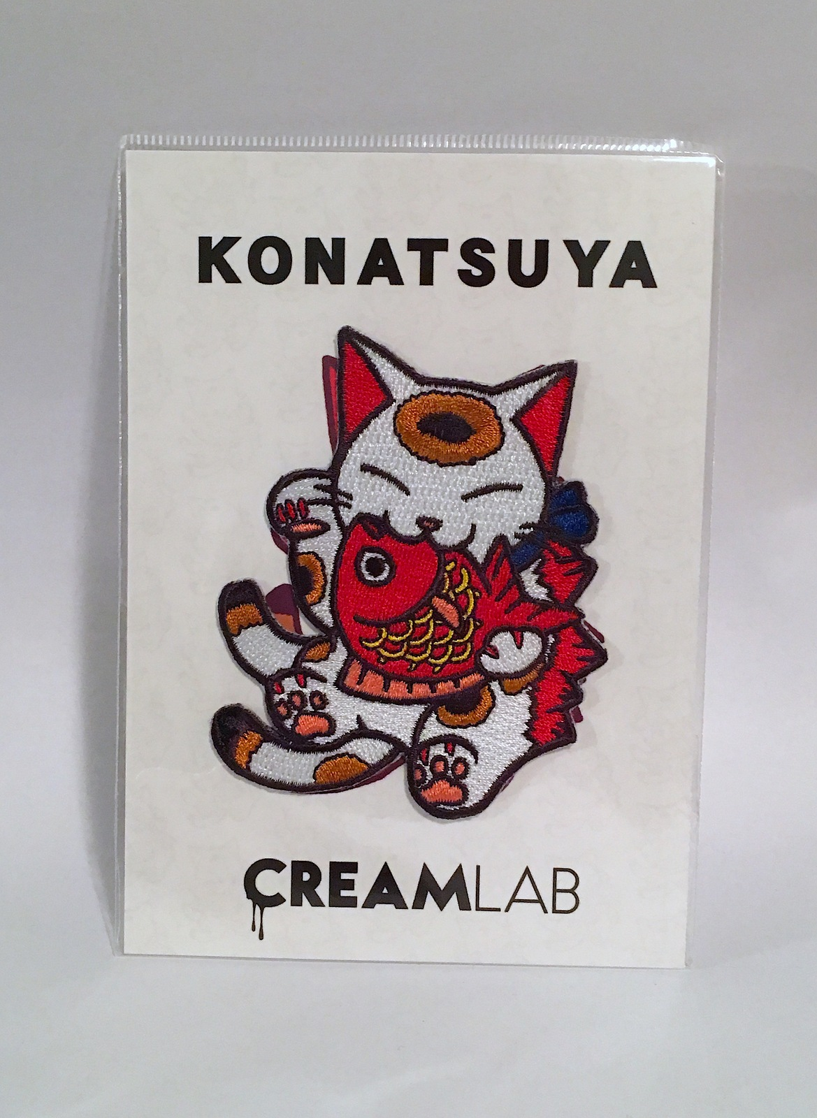 Konatsu Large Patch - New in Bag