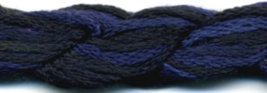 Down Under Blues 147 Silk Floss Dinky Dyes 8m (8.7yds) cross stitch embroidery  - $3.60