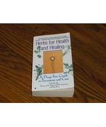 Herbs For Health And Healing - $6.99