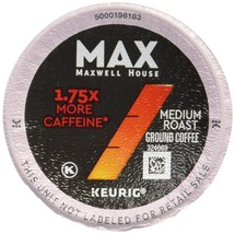 MAX Maxwell House 18 Piece Boost K-Cup Pods Coffee, 1.75x Caffeine, 7.16... - $11.05