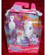 My Little Pony Sunny Daze 2002 Hasbro 1st version with charm - $12.00