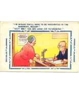 Comic artist Signed Douglas Tempest 1939 Vintage Post Card - $6.00