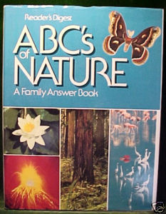 ABC'S OF NATURE (Reader's Digest 1984) Family Answer Bk