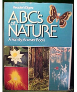 ABC'S OF NATURE (Reader's Digest 1984) Family Answer Bk - $14.37