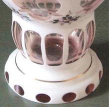 Vase  cased glass 3 thumb200