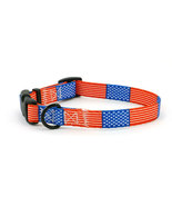 Small USA Flag Dog Collar - $9.00