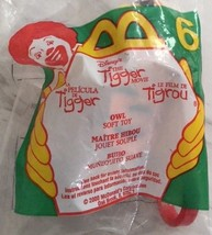 McDonald's Happy Meal Toy Disney The Tigger Movie Owl 2000 #6 - $9.79