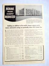 1939 Kodak Ad Building An Addition  - $9.99