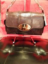Mulberry Brown Lizard Handbag - $995.00