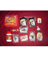 TOY STORY LOT Lunchbox Happy Meal Toys Buzz Woody Bo Peep Sc - $24.99