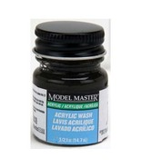 Testor Corp. MM 1/2oz Black Detail Wash - $8.99