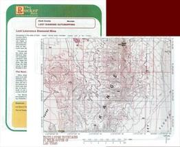 Lost Lawrence Diamond Mine of Clark County, Nevada - $4.95