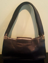 Pre Owned Nine West Small Navy Blue Hand Bag - $14.85