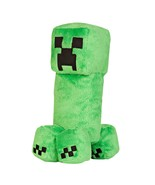 "Minecraft Medium Plush, Creeper, 11"" - $35.00"
