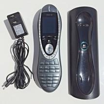 Logitech Harmony 880 Universal Remote Control & L-LG7 Charger PARTS REPA... - $12.89
