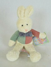 Mary Meyer 1996 Easter Spring Collection Hoppin Hare with Tags - $18.99