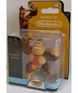 "World Nintendo Donkey Kong Country Tropical Freeze 2.75"" Figure - $12.00"