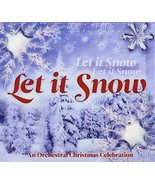 Let It Snow [Audio CD] Avalon Pops Orchestra - $4.94