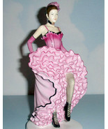 Royal Doulton French Can Can Dancer Dances of the World Figurine #HN5571... - $279.90