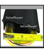 Chain Sleeve Nylon Protector - 7/16 12mm Security Chain Bike Motorcycle ... - $98.99