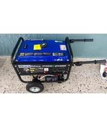 DuroMax XP4400EH Hybrid Portable Dual Fuel Propane Gas RV Generator NEW ... - $483.12