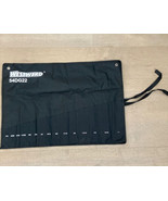 New Westward Wrench Roll Up Bag 54DG32 -Bag Only Black Roll Up holds 15 ... - $19.99