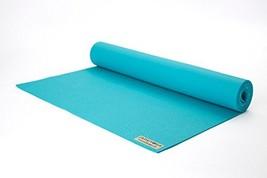 "Jade Harmony Professional Yoga Mat, Teal, 3/16"" x 68"" - $102.23"