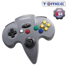 Nintendo 64 Tomee Controller (Gray) New In The Box - $11.49