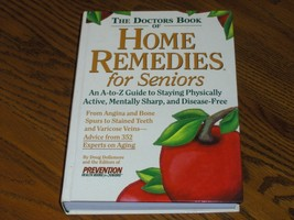 Home Remedies For Seniors - $7.97