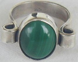 Malachite ring 3 thumb200