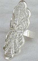 Silver magic ring - $23.00