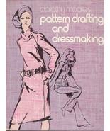 Vintage Dorothy Moore's Pattern Drafting & Dressmaking 1971 - $14.75
